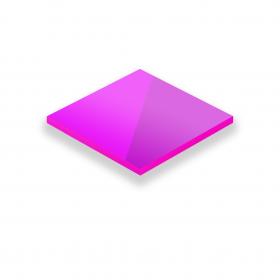 Plexiglas Roze 3mm