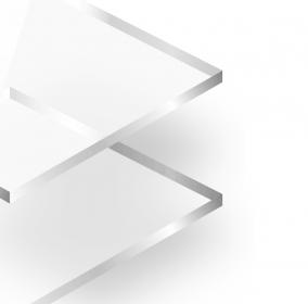 Plexiglas Transparant 5mm