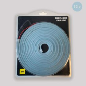 Led Neon Strip Licht Blauw 12v waterdicht IP68 SMD2835