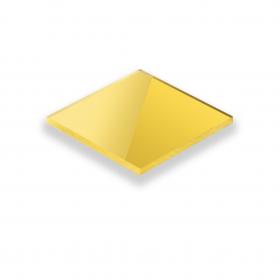 Plexiglas Geel 3mm
