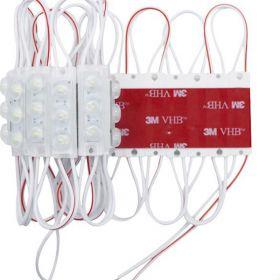 10x Mini LED Module 2835 Koel Wit