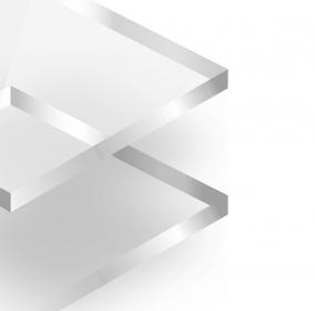 Plexiglas Transparant 8mm