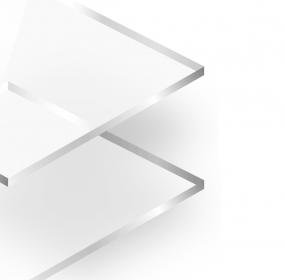 Plexiglas Transparant 4mm