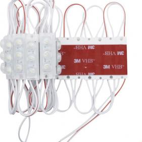 10x Mini LED Module 2835 Warm Wit