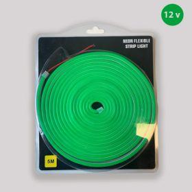 Led Neon Strip Groen 12v waterdicht IP68 SMD2835