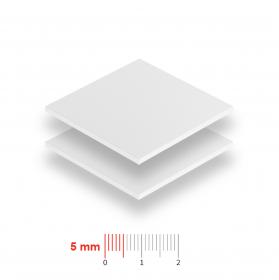 Geschuimd PVC 5mm