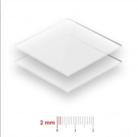 Geschuimd PVC 3mm