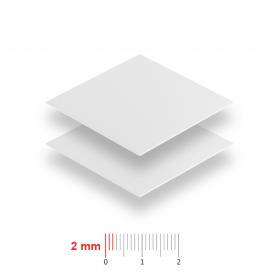 Geschuimd PVC 2mm