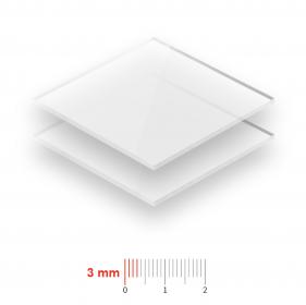 Plexiglas Opaal 3mm